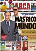 Portada diario Marca del 18 de Abril de 2013