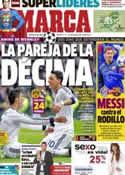 Portada diario Marca del 23 de Abril de 2013