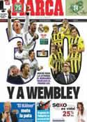 Portada diario Marca del 30 de Abril de 2013