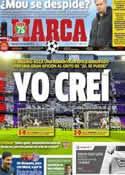 Portada diario Marca del 1 de Mayo de 2013