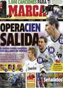 Portada diario Marca del 3 de Mayo de 2013