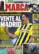 Portada diario Marca del 4 de Mayo de 2013