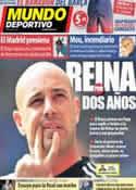 Portada Mundo Deportivo del 4 de Mayo de 2013