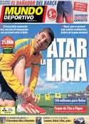 Portada Mundo Deportivo del 5 de Mayo de 2013