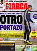 Portada diario Marca del 8 de Mayo de 2013