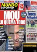 Portada Mundo Deportivo del 8 de Mayo de 2013