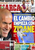 Portada diario Marca del 10 de Mayo de 2013