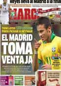 Portada diario Marca del 11 de Mayo de 2013