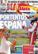 Portada diario Marca del 13 de Mayo de 2013