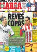 Portada diario Marca del 16 de Mayo de 2013