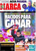 Portada diario Marca del 19 de Mayo de 2013