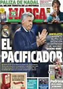 Portada diario Marca del 20 de Mayo de 2013