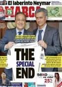 Portada diario Marca del 21 de Mayo de 2013