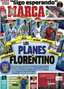 Portada diario Marca del 22 de Mayo de 2013
