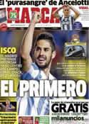 Portada diario Marca del 23 de Mayo de 2013