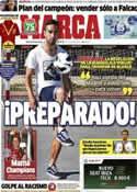 Portada diario Marca del 24 de Mayo de 2013