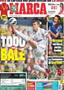 Portada diario Marca del 26 de Mayo de 2013