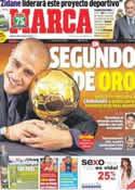 Portada diario Marca del 28 de Mayo de 2013