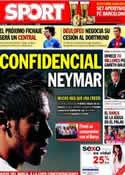 Portada diario Sport del 28 de Mayo de 2013