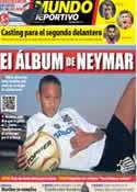 Portada Mundo Deportivo del 29 de Mayo de 2013