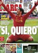 Portada diario Marca del 30 de Mayo de 2013