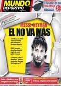 Portada Mundo Deportivo del 30 de Mayo de 2013