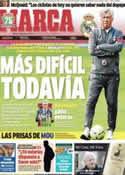 Portada diario Marca del 31 de Mayo de 2013