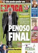Portada diario Marca del 1 de Junio de 2013