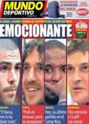 Portada Mundo Deportivo del 1 de Junio de 2013