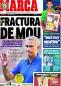 Portada diario Marca del 2 de Junio de 2013