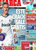 Portada diario Marca del 3 de Junio de 2013