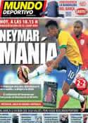 Portada Mundo Deportivo del 3 de Junio de 2013