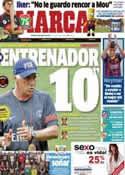 Portada diario Marca del 4 de Junio de 2013
