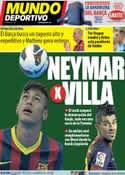 Portada Mundo Deportivo del 5 de Junio de 2013