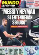 Portada Mundo Deportivo del 7 de Junio de 2013