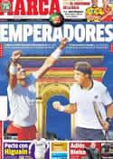 Portada diario Marca del 8 de Junio de 2013