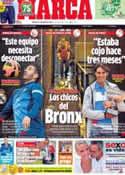 Portada diario Marca del 11 de Junio de 2013