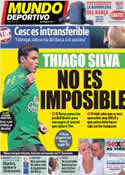 Portada Mundo Deportivo del 11 de Junio de 2013