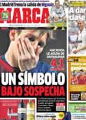 Portada diario Marca del 13 de Junio de 2013