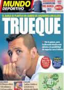 Portada Mundo Deportivo del 13 de Junio de 2013