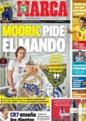 Portada diario Marca del 14 de Junio de 2013