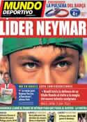 Portada Mundo Deportivo del 15 de Junio de 2013