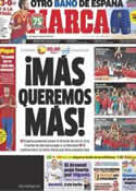 Portada diario Marca del 16 de Junio de 2013