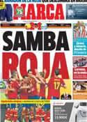 Portada diario Marca del 17 de Junio de 2013