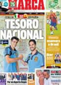 Portada diario Marca del 18 de Junio de 2013