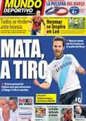 Portada Mundo Deportivo del 18 de Junio de 2013