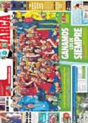 Portada diario Marca del 19 de Junio de 2013