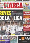 Portada diario Marca del 20 de Junio de 2013
