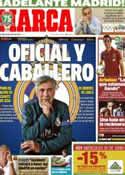 Portada diario Marca del 26 de Junio de 2013