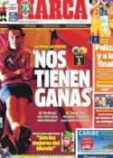 Portada diario Marca del 29 de Junio de 2013